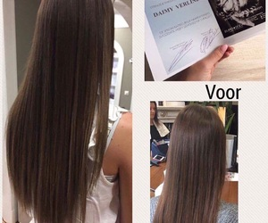 hairstyling, hairextensions, and certificate image