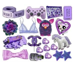 overlay and purple image