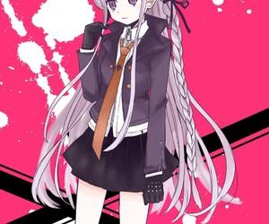 danganronpa, trigger happy havoc, and kyoko kirigiri image