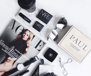 vogue, hair, and nars image