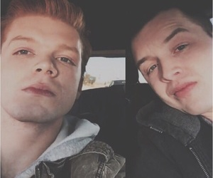 gallavich, gallagher, and ian image