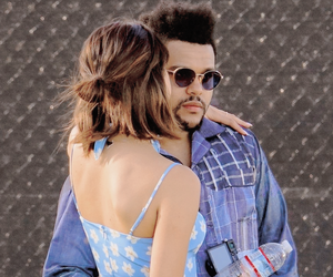 selena gomez and the weeknd image