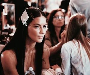 model, Adriana Lima, and beauty image