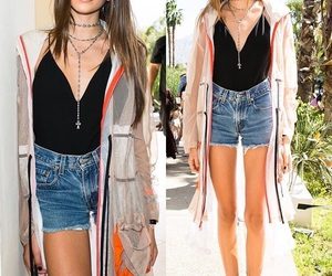 coachella, goals, and outfit image