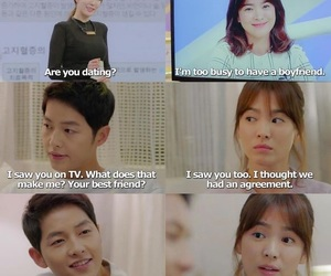 quote, dots, and Korean Drama image