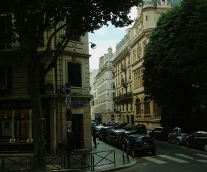 city, france, and place image