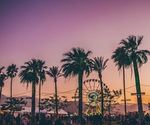 coachella and summer image