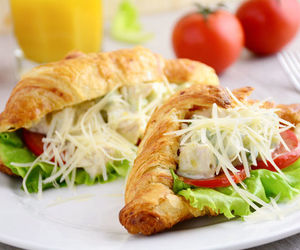 fast food, food, and meal image