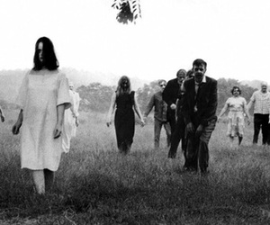 movies, Night of the Living Dead, and black and white films image
