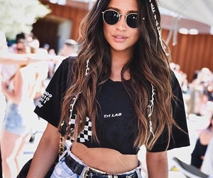coachella, shay mitchell, and pll image