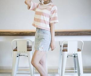 k-pop, sungyeon, and pledis girlz image