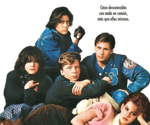 The Breakfast Club, 80s, and Breakfast Club image