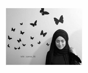 arabic, islamic, and hijjab image