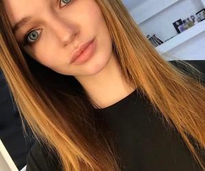 adorable, amazing, and blue eyes image