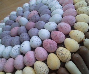 easter, cakes, and mini eggs image
