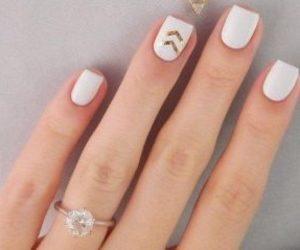 chic, girly, and nails image