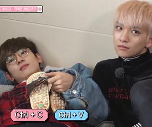 Seventeen, joshua, and jeon wonwoo image