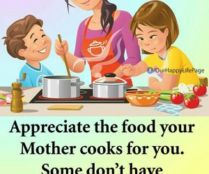 children, family, and food image