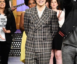 Harry Styles, snl, and style image
