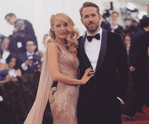 blake lively, celebrity, and ryan reynolds image