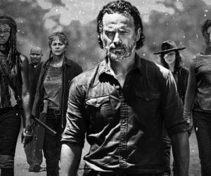 walkers and twd image