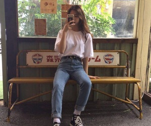 aesthetic, korean, and grunge image
