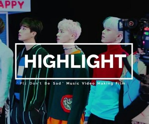 highlight, ki kwang, and k-pop image