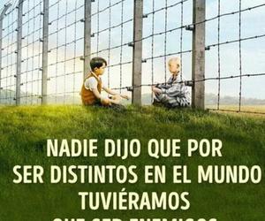 mundo, frases español, and paz image