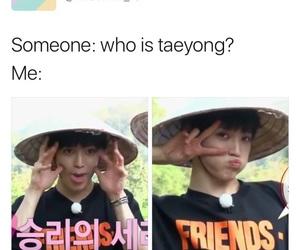 exo, jaehyun, and kpop meme image