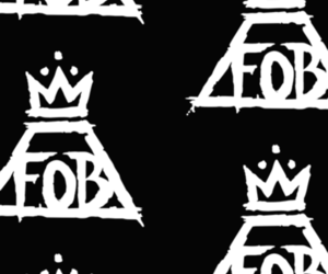 fall out boy and wallpaper image