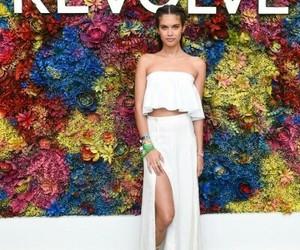 sara sampaio, Victoria's Secret, and coachella image