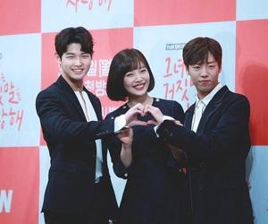 joy, Korean Drama, and red velvet image