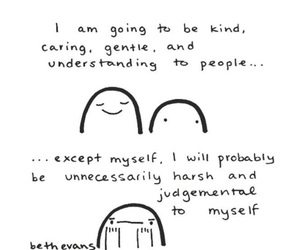 awkward, drawing, and introvert image