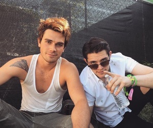 riverdale, kj apa, and coachella image