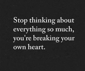 be yourself, break, and break up image