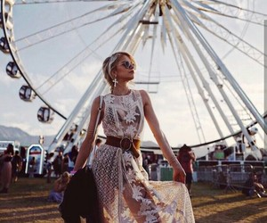 coachella, fashion, and tumblr image