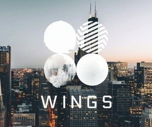 bts, wings, and wallpaper image