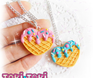 candy necklace, cute jewelry, and kawaii jewelry image
