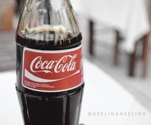 coke, summer, and coca-cola image