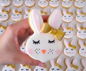 baking, easter, and bow image