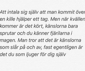 svenska and svensk text image