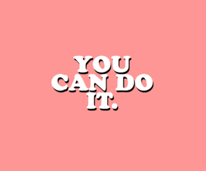 can, motivational, and do image