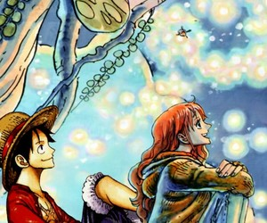 one piece and ñami image