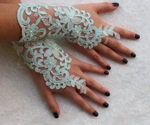 etsy, barefoot sandals, and wedding glove image