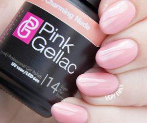 nail and pink image
