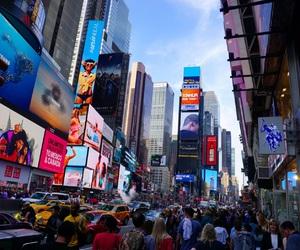 america, new york city, and ny image