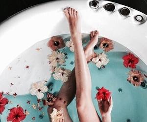 aesthetic, bathroom, and inspiration image