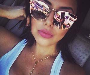 accessories, beauty, and lentes image