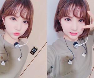 k-pop, eunha, and gfriend image