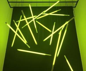 aesthetic, neon, and glow image